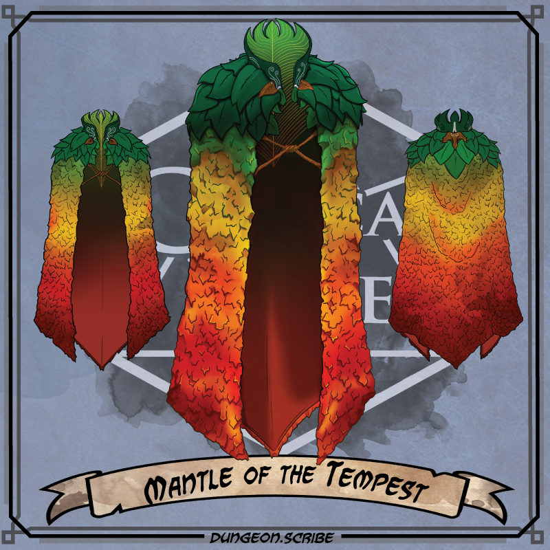 Mantle of the Tempest