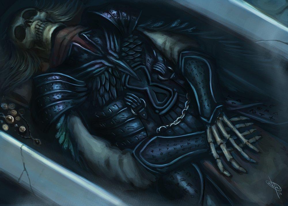 Deathwalker's Ward