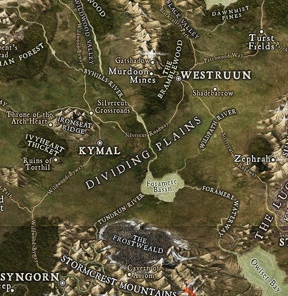 Foramere Basin