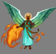 Sarenrae, the Everlight - Christian Thor Lally