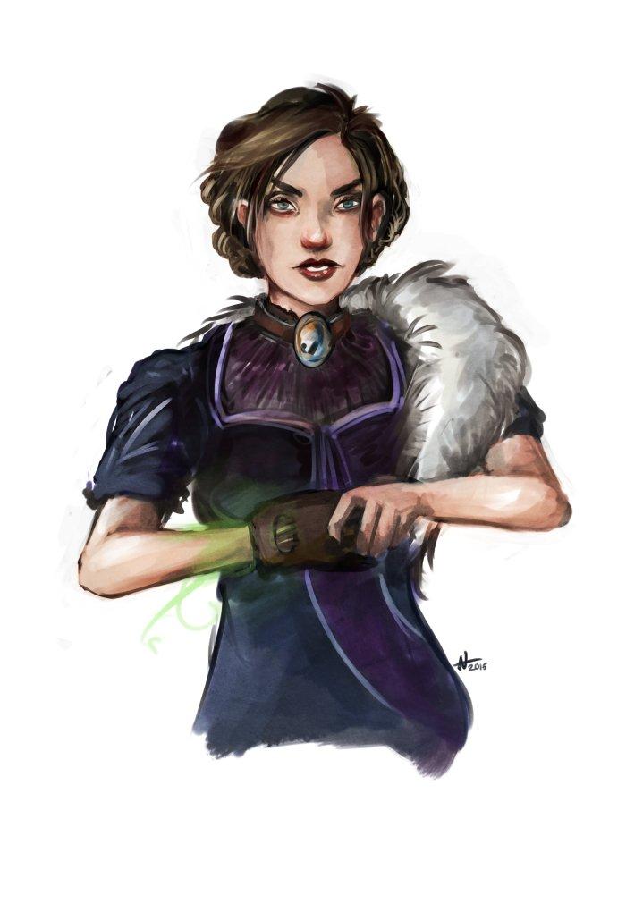 Delilah Briarwood