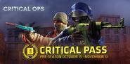 CriticalPass Preseason