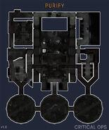 Purify map