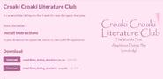 Screenshot 2020-11-22 Croaki Croaki Literature Club by Onee-san Inc