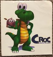 CrocSticker