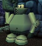 Robotic Ogre
