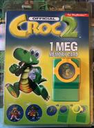 Croc2 Memory card