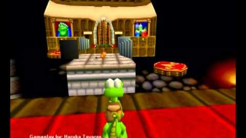 Croc_Legend_of_the_Gobbos_(PC)_-_Island_4_Level_2_(Hassle_in_the_Castle)