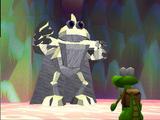 The Secret Sentinel