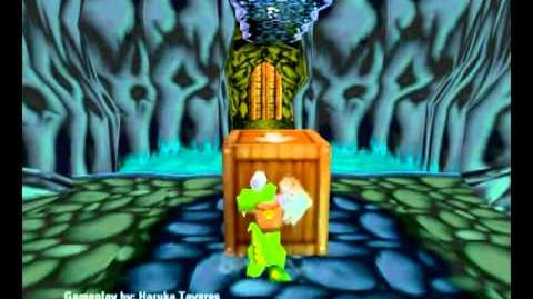 Croc_Legend_of_the_Gobbos_(PC)_-_Island_2_Level_1_(The_Ice_of_Life)