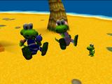 Crocodile Island