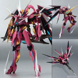 Enryugo destroyer mode Model and flight mode.jpg
