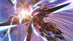 Cross Ange ep 25 Salamandinay's Enryugo attacks Raziya.jpg