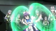Cross Ange ep 06 Momoka Light of Mana