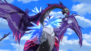 Cross Ange ep 4 Galleon-Class Dragon's Death Extended Version
