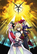 Cross Ange Promotional poster 12