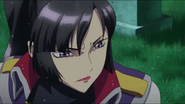 Cross Ange ep 3 Alektra Close-up Extended Version