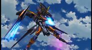 Cross Ange ep 19 Raziya Destroyer Mode Extended Version