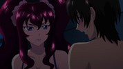 Cross Ange ep 20 Hilda and Tusk Extended Version