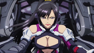 Cross Ange ep 23 Alektra piloting Raziya Extended Version