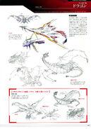 Aura and DRAGONS Concept Artwork