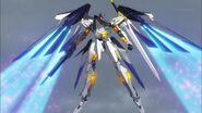 Cross Ange ep 03 Villkiss Destroyer Mode