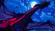 Cross Ange ep 3 Galleon-Class Dragon Extended Version