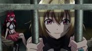 Cross Ange 10 Ange and Hilda in Prison