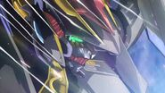 Cross Ange ep 25 Embryo Hysterica Mode Close-up