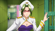 Cross Ange ep 4 Emma Exhausted Extended Version