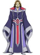 Cross Ange Jurai Asuka Misurugi full appearence