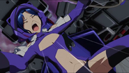 Cross Ange ep 23 Nonna being attacked Extended Version