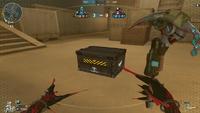 SUPPLY BOX BLACK