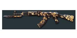 AK47-Knife Peony