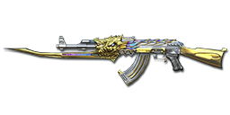 AK47-Beast Imperial Gold