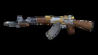 AK47 KNIFE ROYALGUARD 1ST RENDER