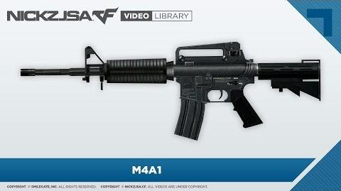 M4A1 CrossFire 2