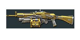 AK47-Buster Gold