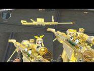 CF- Barrett M82A1-Jewerly Noble Gold -CrossFire News-
