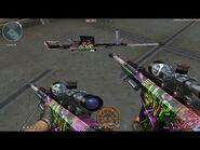 CF- Barrett M82A1-Graffiti -CrossFire News-
