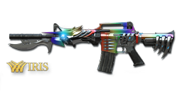 M4A1-S Prism Beast