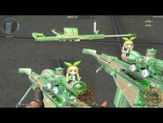 CF- Barrett M82A1-Jewerly Noble Green -CrossFire News-