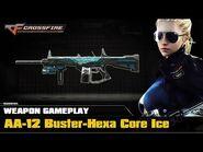 CrossFire VN - AA-12 Buster-Hexa Core-Ice