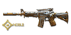 M4A1 S IRON WOLF BAG