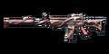 M4A1-XS Eternal Dragon Noble Silver