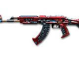 AK47-B Legendary Red