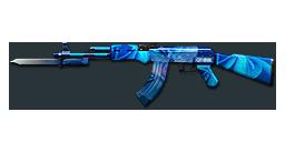 AK47-Knife QT