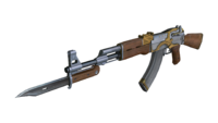 AK47 KNIFE ROYALGUARD 1ST RENDER SIDE