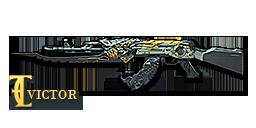 AK47-Knife Fury Beast