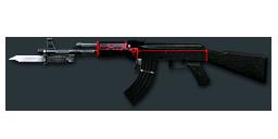 AK47-Knife Black
